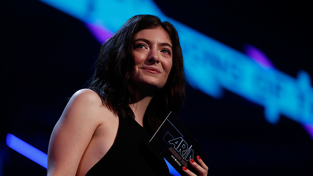 Lorde decided to cancel her Israeli show (Photo: Getty Images)