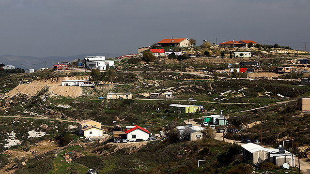 Construction in the settlements was pushing Palestinians out, the council claimed (Photo: Reuters)