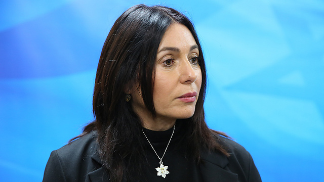 Sports and Culture Minister Regev was awarded the highest ever sports budget in the country's history with one billion shekels (Photo: Alex Kolomoisky)
