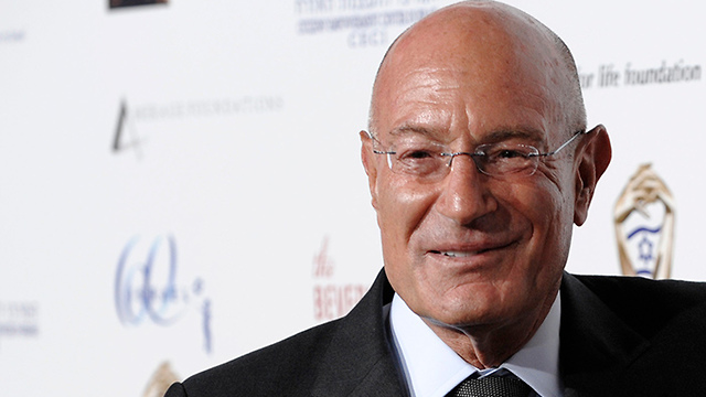 Arnon Milchan (Photo: AP)