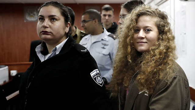 Prince William urged to meet with family of Palestinian teen provocateur Ahed Tamimi  (Photo: AFP)