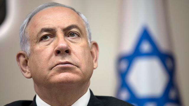 Prime Minister Benjamin Netanyahu. State's witness agreement a political earthquake  (Photo: EPA)