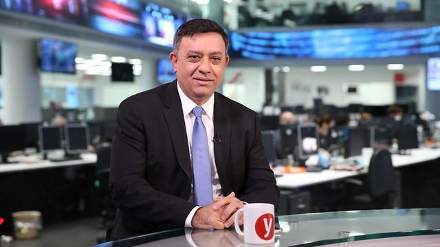Zionist Union chief Gabbay said his party supported moving up elections to the earliest possible date (Photo: Yaron Brener)