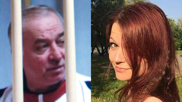 Russian double agent Sergei Skripal (L) and his daughter Yulia were in critical condition after a nerve agent attack (Photo: AP)