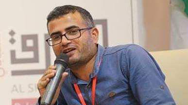 Political activist Ahmed Abu Artima's post sparked a week of protests near the Gaza border