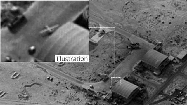 T-4 airbase in Syria