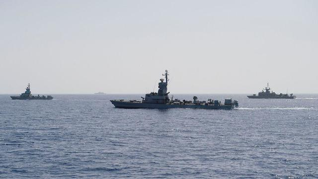 Israeli Navy (Photo: IDF Spokesperson's Unit)
