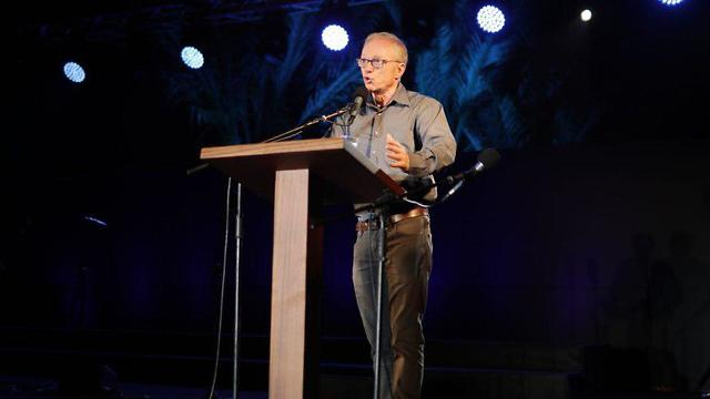 David Grossman. 'It's so easy to devote oneself to hatred and rage' (Photo: Tal Shahar)