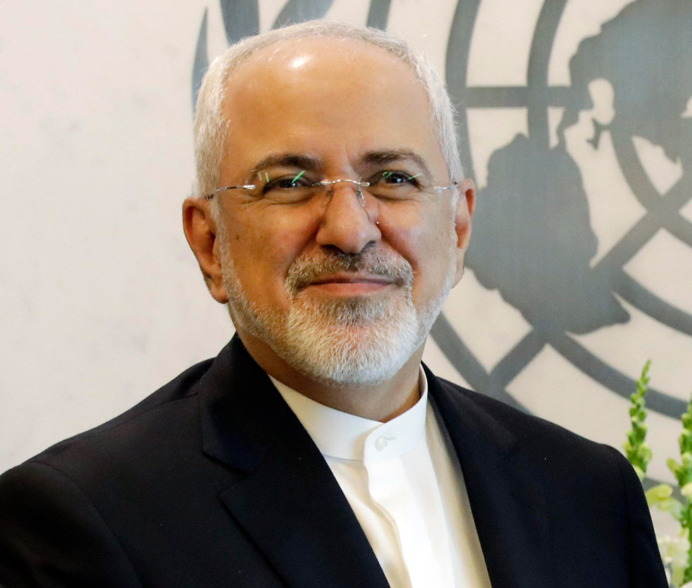 Iranian Foreign Minister Mohammad Javad Zarif (Photo: EPA)
