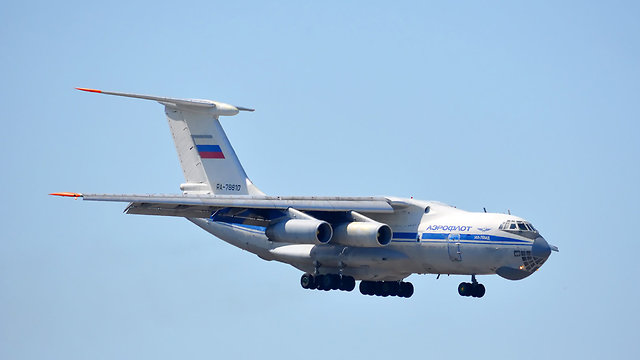 Russian IL-76  cargo jets (Photo: shutterstock)