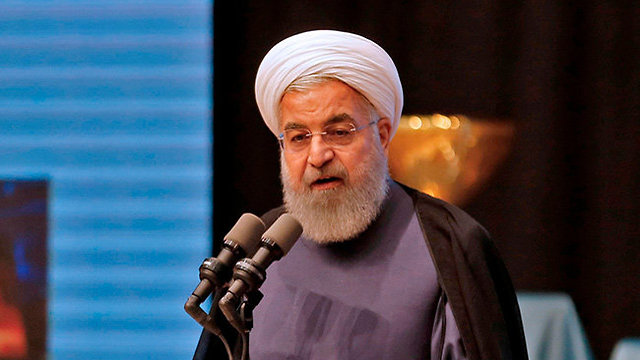 Iranian President Rouhani (Photo: AFP)
