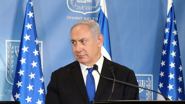 PM Netanyahu (Photo: Yariv Katz)