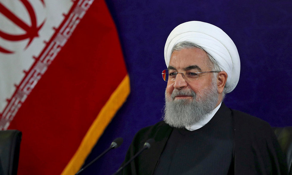 Iranian President Hassan Rouhani. Commentators say the situation resembles the atmosphere in the country on the eve of the Shah's fall in 1979  (Photo: AP)