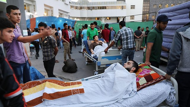 The Shifa Hospital appealed for blood donations (Photo: Getty Images)