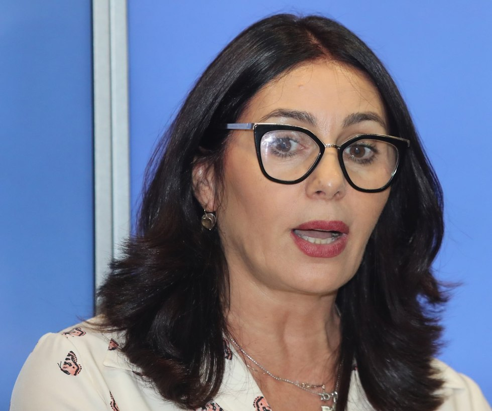 Miri Regev. 'Mixing milk and meat leads to an undesirable situation for everyone' (Photo: Oren Aharoni)