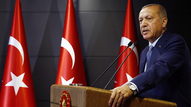 Turkish President Erdogan (Photo: EPA)