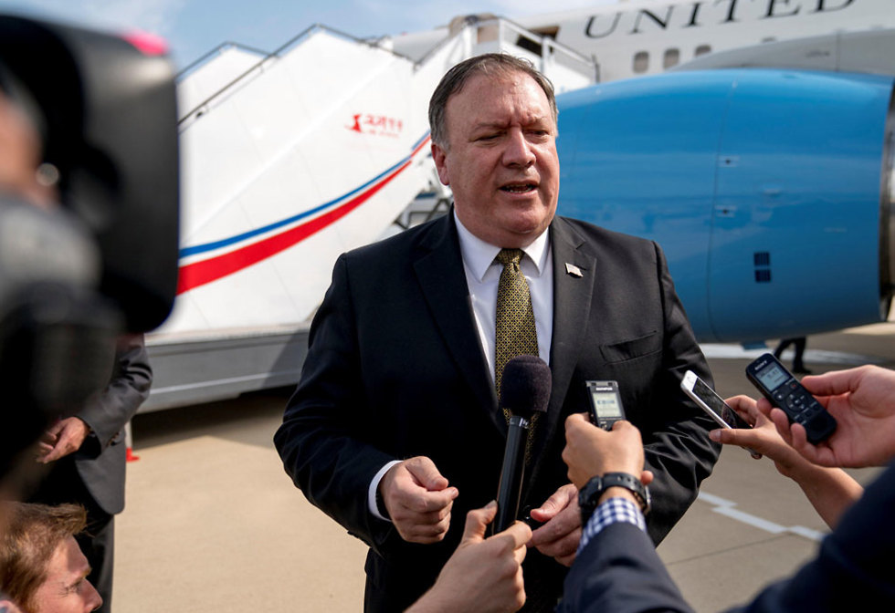 Mike Pompeo (Photo: Reuters)