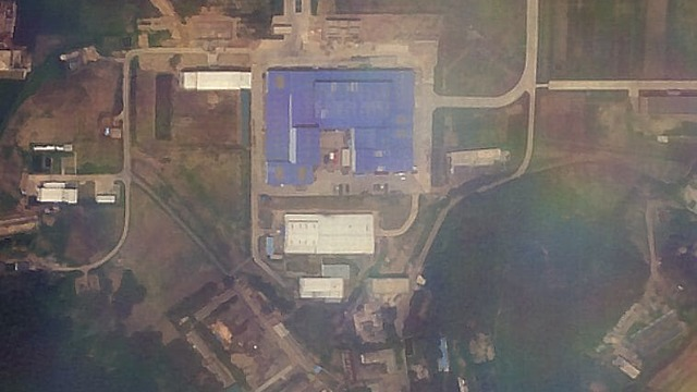 Satellite images of nuclear facilities  (Photo: Planet Labs Inc./James Martin Center for Nonproliferation Studies at Middlebury Institute)