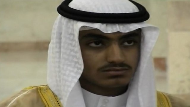 Hamza bin Laden  (Photo: EPA)