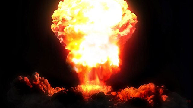 Nuclear Explosion (Photo: Shutterstock)