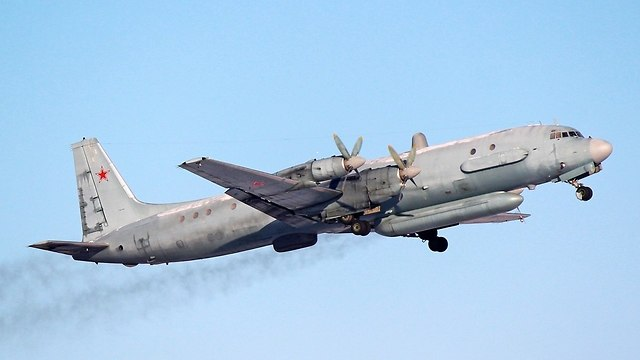 File photo of plane model shot down by Syria (Photo: Kirill Naumenko/Wikipedia)