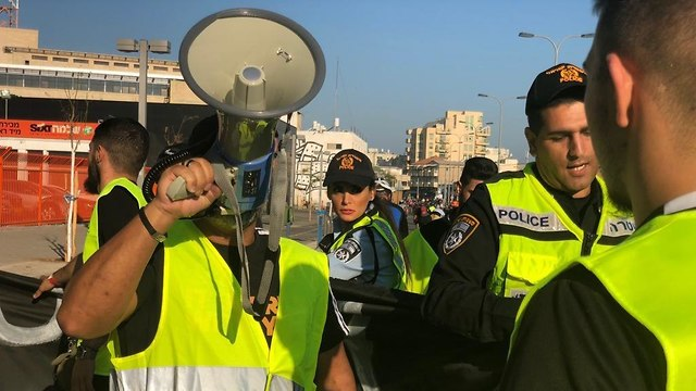 (Photo: Front for the Liberation of South Tel Aviv )