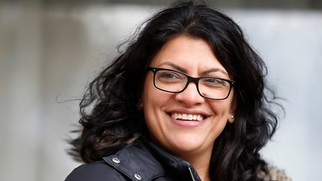 Rashida Tlaib, the first Palestinian-American woman elected to the US Congress (Photo: Reuters)