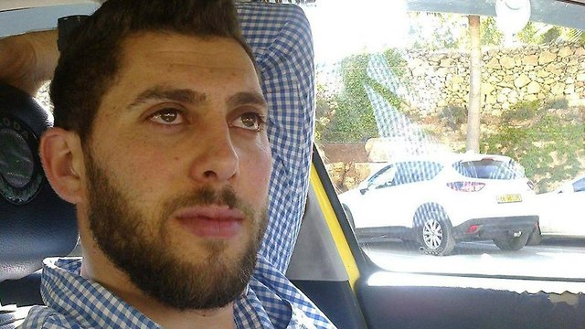Salah Barghouti, who was killed by security forces during the arrest raid