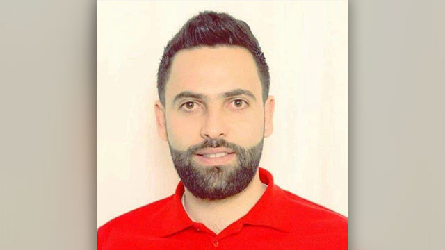 Mohammad Barghouti, who was arrested in Kobar