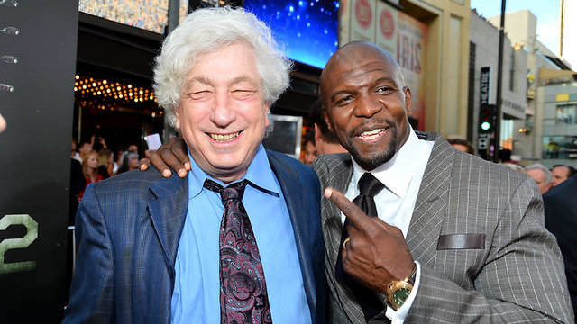 Avi Lerner and  Terry Crews (Photo: Getty Images)