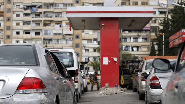 Gas shortages in Syria (Photo: AFP)