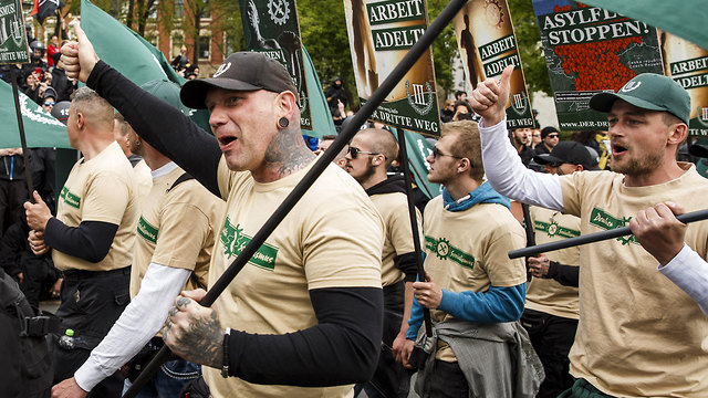 Far-right demonstrations (Photo: Gettyimages)