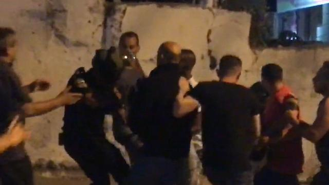 Protests in Issawiyah