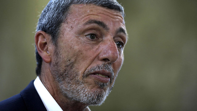 Education Minister, Rabbi Rafi Peretz (Photo: AFP)