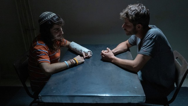 A still from the HBO show 'Our Boys' (Photo: Ran Mendelson)