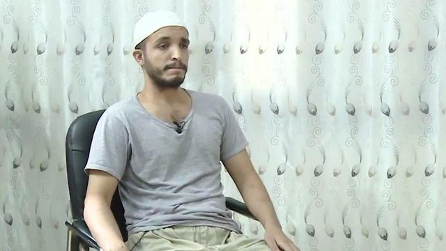 Siaf Sharif Daoud speaks to UAE television from jail in Syria