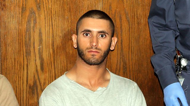 Jamal Canaani is accused of trying to murder his friends' younger gay sibling (Photo: Yariv Katz)