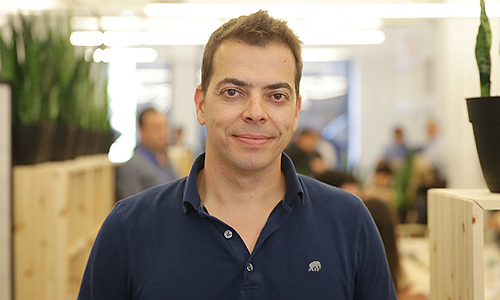 'As You Stay' founder Ofer Helfman