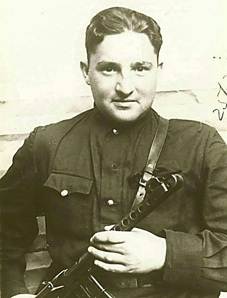 Michael Okunieff in his youth (Photo: Courtesy)