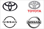 צילומים: global.nissanstories.com, newsroom.toyota.eu