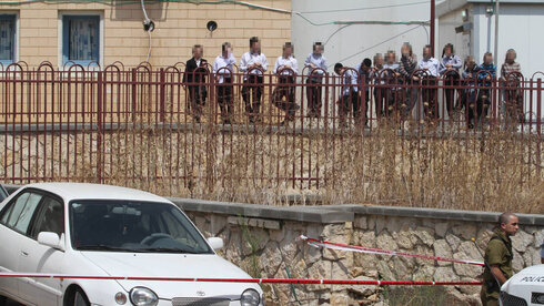 A school in the Haredi settlement of Modi'in Illit operating in violation of coronavirus restrictions