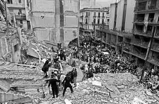 The 1994 bombing of the AMIA Jewish center in Buenos Aires
