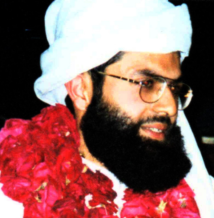 Key suspect in Pearl's slaying, Ahmed Omar Saeed Sheikh