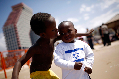 The children of migrant workers in Israel