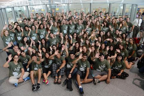 Jewish Canadians immigrating to Israel to serve in the IDF