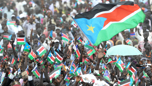 Independence celebrations in South Sudan
