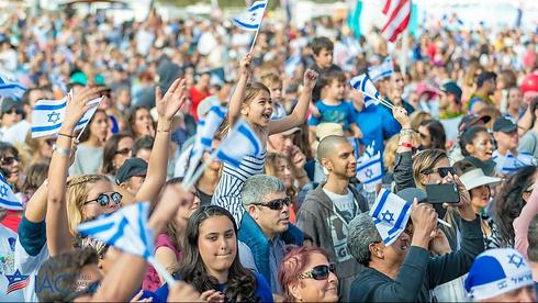 Israel supporters in the United States