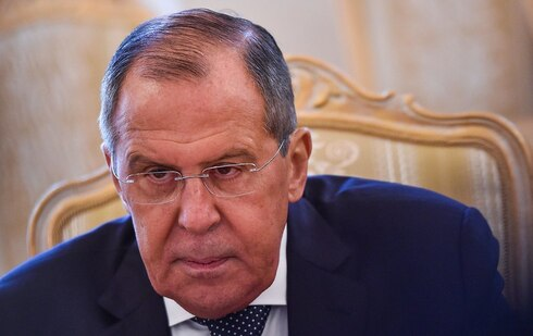 Russia Foreign Minister Lavrov meets with Jordan Foreign Minister Ayman Safadi