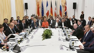 A meeting of the signatories to the JCPOA