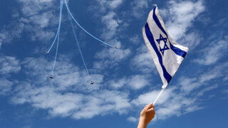 Israel's Independence Day Flypast